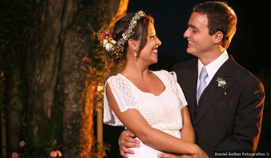 El casamiento de José Leon y Agustina Fioretti en Los Nogales, Catamarca