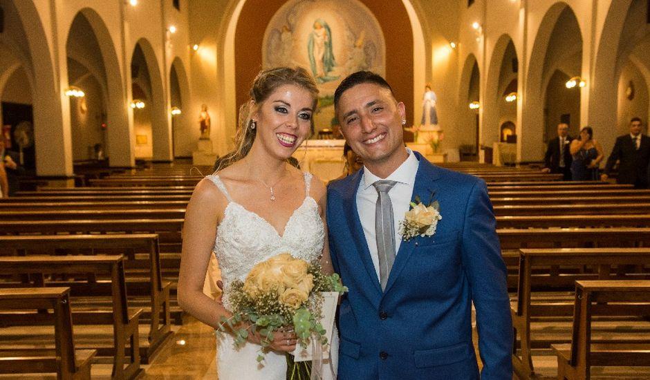 El casamiento de Gonzalo y María  en Mendoza, Mendoza