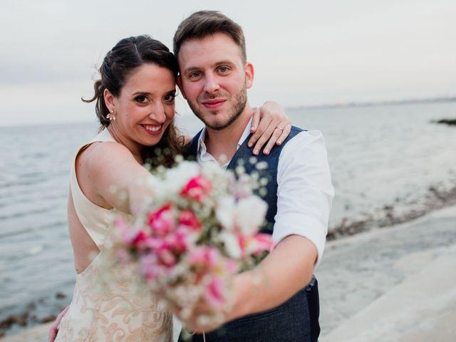 El casamiento de Anita y Fede