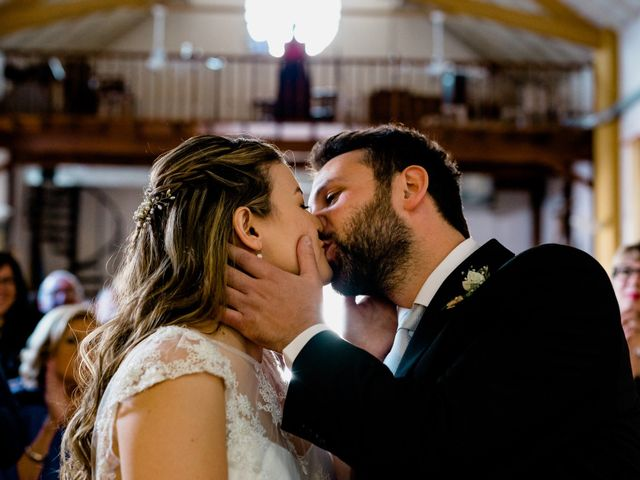 El casamiento de Martín y Agus  en Los Cardales, Buenos Aires 16