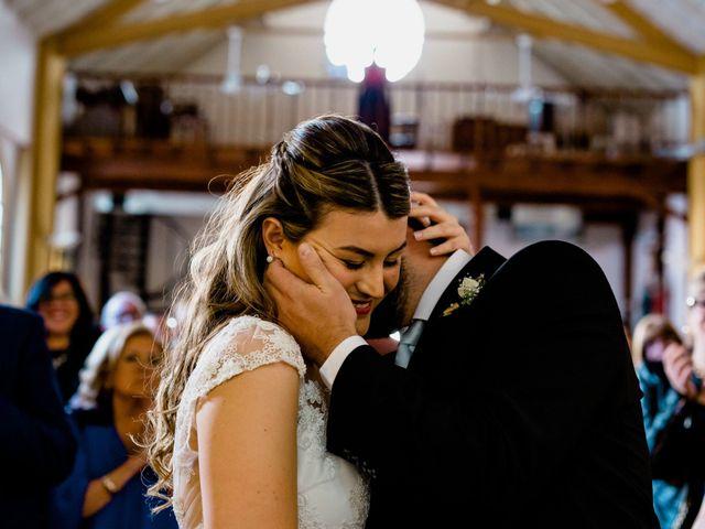 El casamiento de Martín y Agus  en Los Cardales, Buenos Aires 1