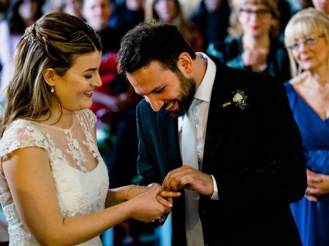 El casamiento de Martín y Agus  en Los Cardales, Buenos Aires 17