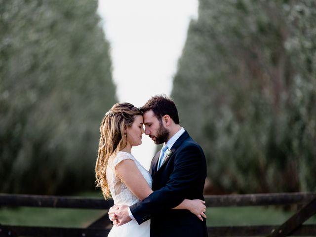El casamiento de Agus  y Martín