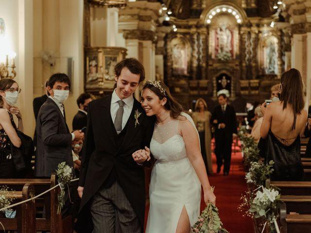 El casamiento de Iana y Francisco