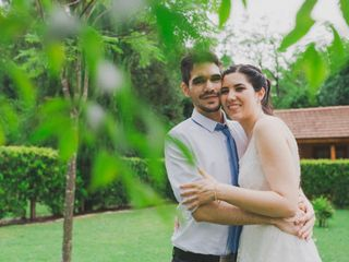 El casamiento de Barbara y Ariel