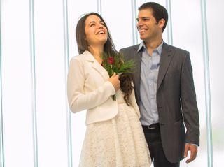 El casamiento de Carolina y Ezequiel 1