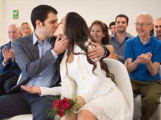 El casamiento de Carolina y Ezequiel 2