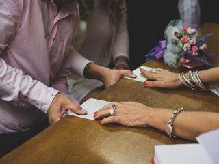 El casamiento de Lara  y Adrián  2