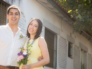 El casamiento de Estefania y Emmanuel 1