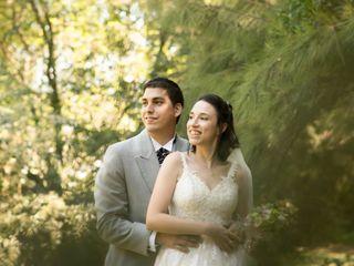 El casamiento de Estefania y Emmanuel