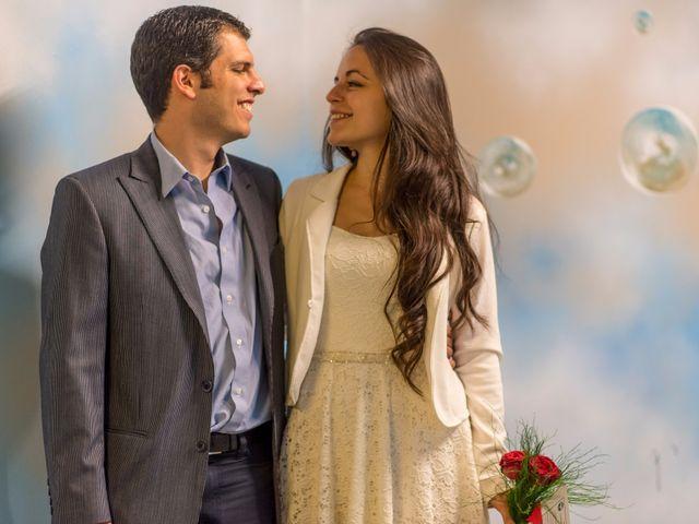 El casamiento de Carolina y Ezequiel