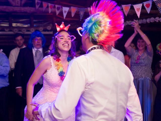 El casamiento de Emmanuel y Estefania en La Plata, Buenos Aires 56