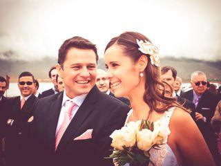 El casamiento de Josefina y Felix
