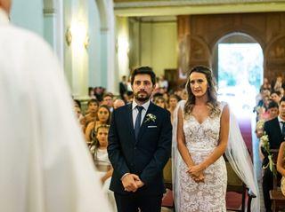 El casamiento de Flor y Dami