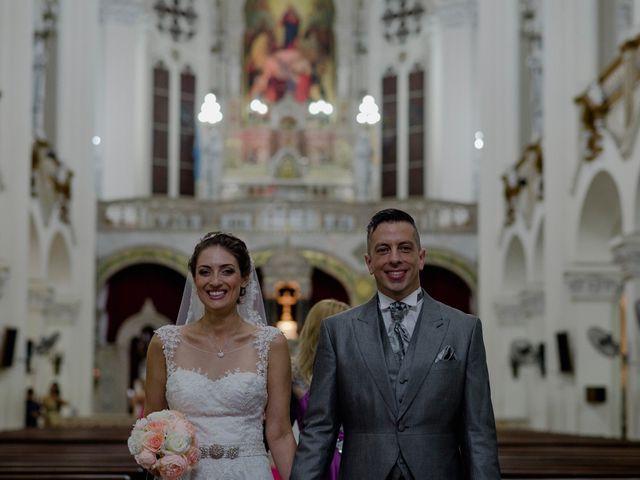 El casamiento de Denise y Sebastián
