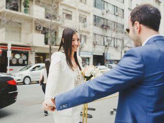 El casamiento de Laura y Nicolas 1