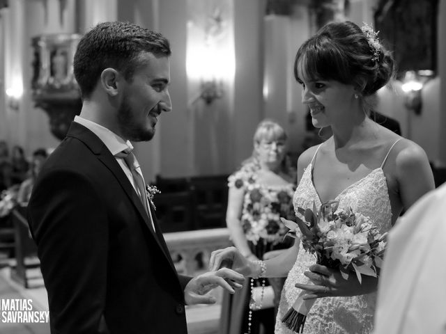El casamiento de Nuri y Sebas