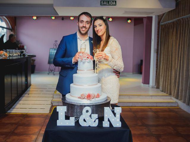 El casamiento de Laura y Nicolas
