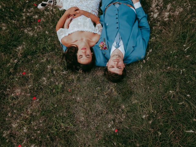 El casamiento de Josias y Mica
