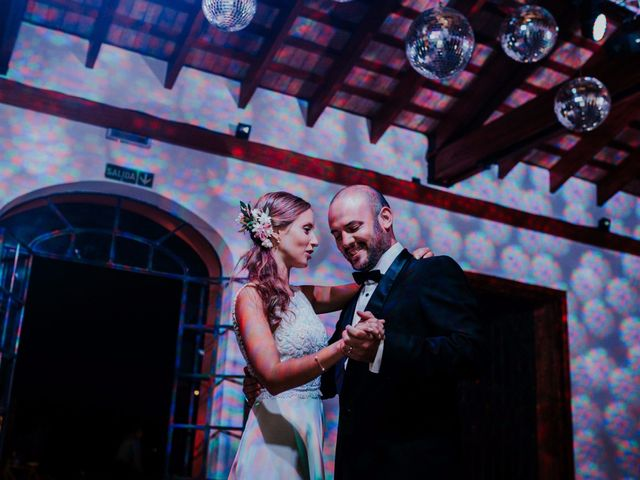 El casamiento de Euge y Nico