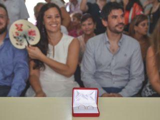 El casamiento de Agustina y Adolfo 1