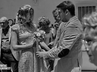 El casamiento de Nadia y Nahuel 2