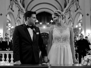 El casamiento de Nadia y Nahuel