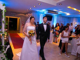 El casamiento de Florencia y Leandro 1