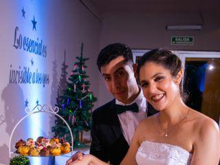 El casamiento de Florencia y Leandro 3