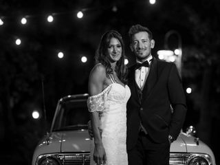 El casamiento de Caro y Tutin