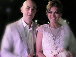 El casamiento de Cris y Oski