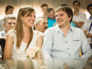 El casamiento de Elizabeth y Daniel 1