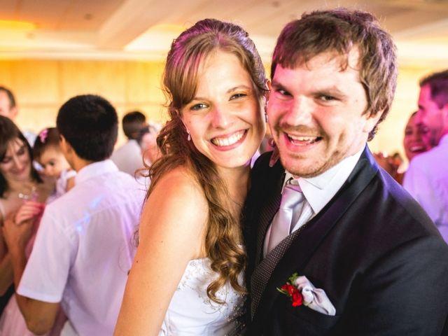 El casamiento de Elizabeth y Daniel