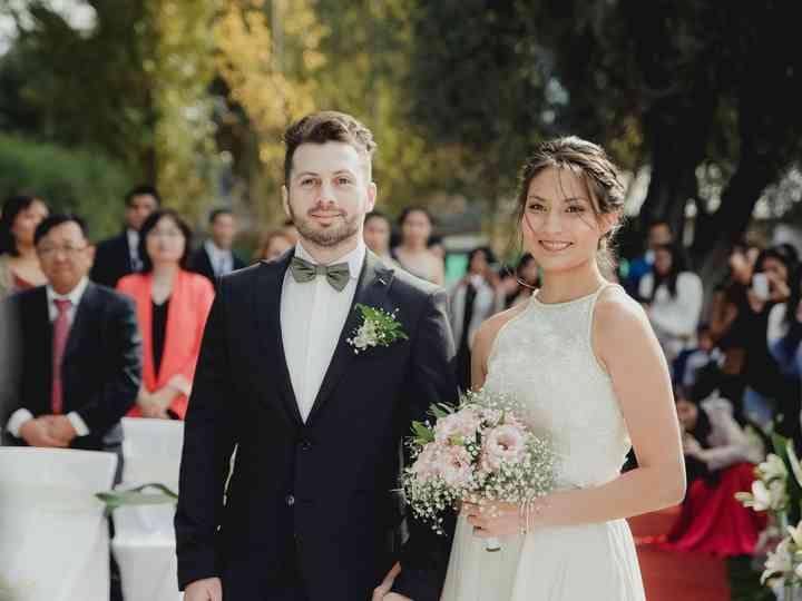 El casamiento de Inés y Emiliano