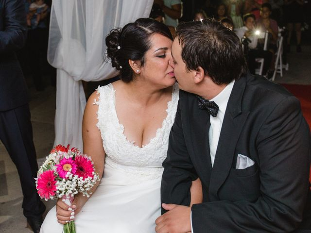 El casamiento de Sole y Aricelio