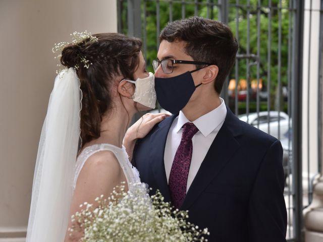 El casamiento de Jon y Glen en Belgrano, Capital Federal 25