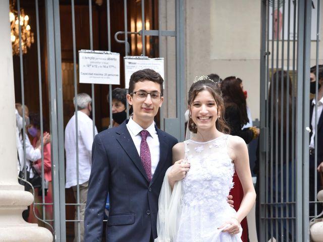 El casamiento de Jon y Glen en Belgrano, Capital Federal 32