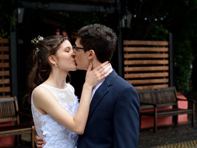 El casamiento de Glen y Jon