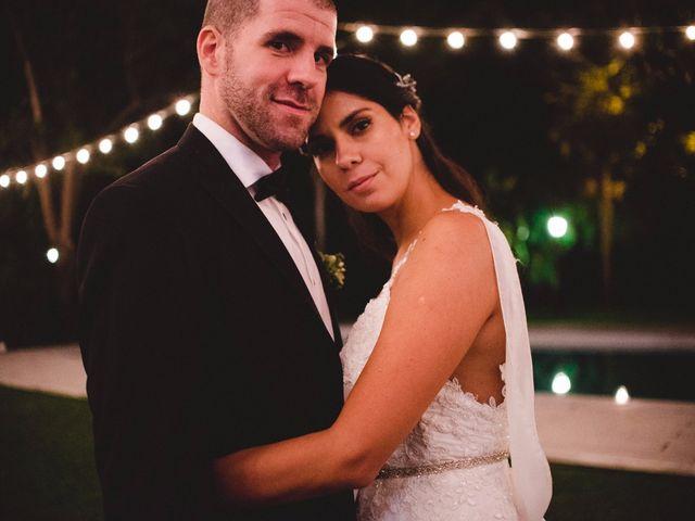 El casamiento de Cintia y Martín