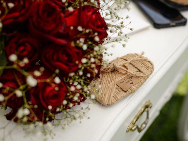 El casamiento de Agustin y Yasmin en Berazategui, Buenos Aires 19