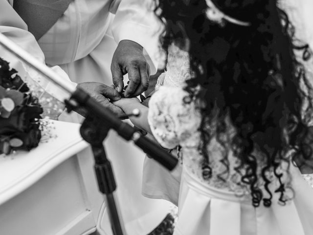 El casamiento de Agustin y Yasmin en Berazategui, Buenos Aires 21