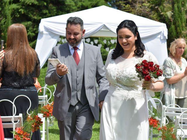El casamiento de Agustin y Yasmin en Berazategui, Buenos Aires 23