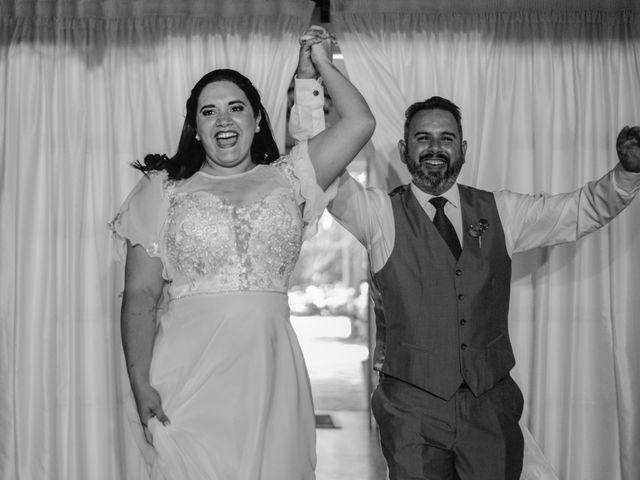 El casamiento de Agustin y Yasmin en Berazategui, Buenos Aires 32
