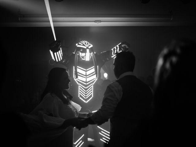 El casamiento de Agustin y Yasmin en Berazategui, Buenos Aires 42