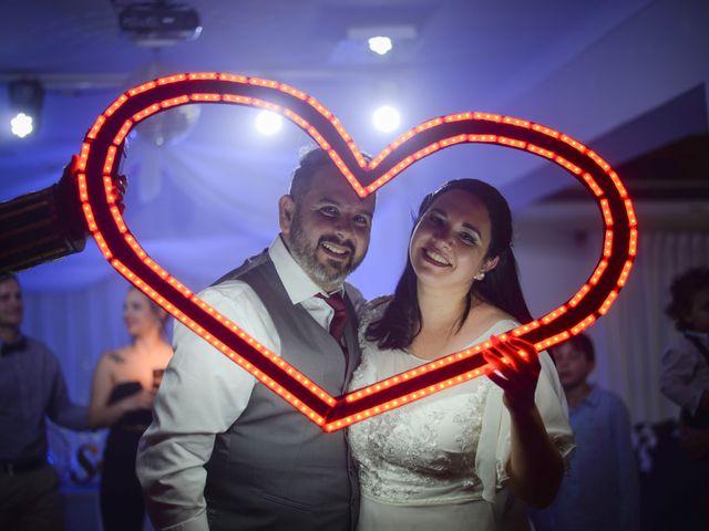 El casamiento de Yasmin y Agustin