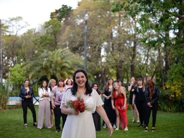 El casamiento de Agustin y Yasmin en Berazategui, Buenos Aires 52