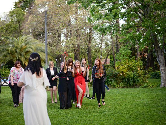 El casamiento de Agustin y Yasmin en Berazategui, Buenos Aires 53