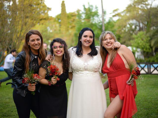 El casamiento de Agustin y Yasmin en Berazategui, Buenos Aires 54