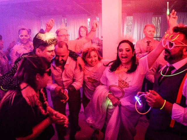 El casamiento de Agustin y Yasmin en Berazategui, Buenos Aires 59