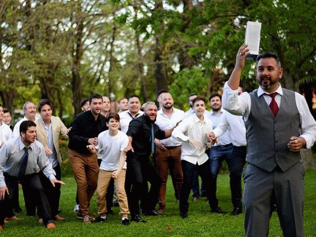 El casamiento de Agustin y Yasmin en Berazategui, Buenos Aires 62